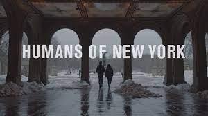 RESSOURCE INSPIRANTE : HUMANS OF NEW YORK